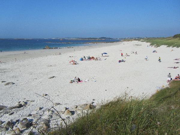 plage d'Erléac'h à St-Pabu